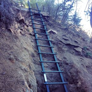 saddle rock ladder