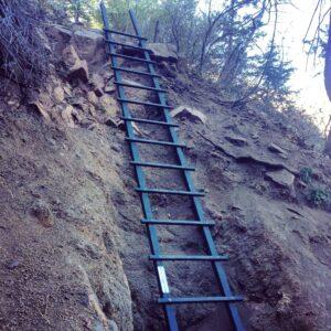 saddle rock ladder