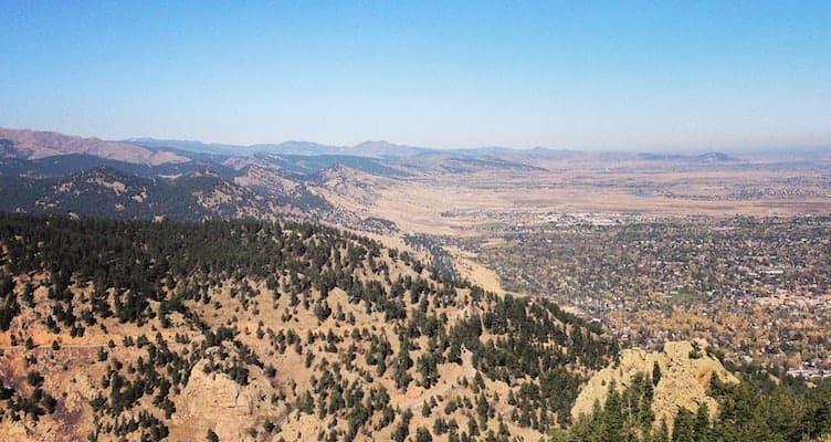 Saddle Rock Boulder