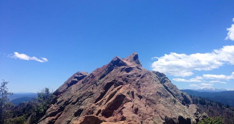 Bear Peak Boulder Hike